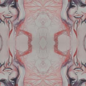 Watercolor + digital manipulation